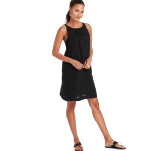 NWT VINEYARD VINES Linen Pintuck Cisco Swing Dress